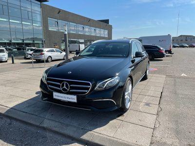 brugt Mercedes E220 T 2,0 D Advantage 9G-Tronic 194HK Stc 9g Aut.