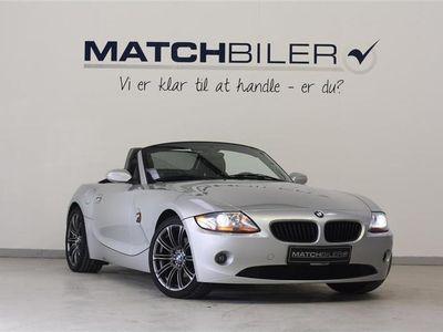 gebraucht BMW Z4 i 3,0 231HK Cabr. 6g