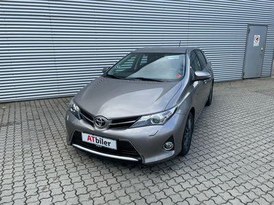 brugt Toyota Auris 1,6 Valvematic T2 132HK 5d 6g B