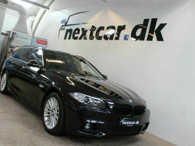 brugt BMW 520 d 2,0 Touring Luxury Line aut.