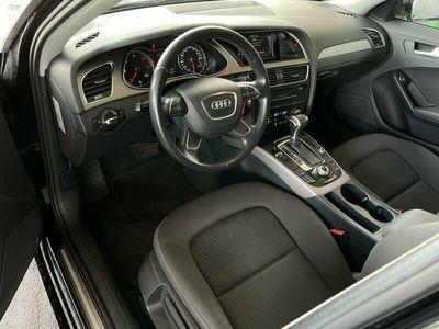 brugt Audi A4 2,0 TDi 143 Avant Multitr. 5d