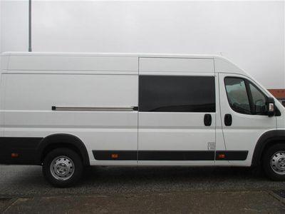 brugt Peugeot Boxer 435 L4H2 3,0 HDI 180HK Van 6g