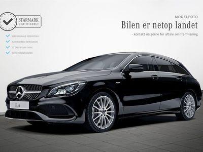 brugt Mercedes CLA250 2,0 Final Edition SB aut.