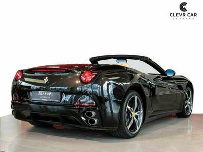 brugt Ferrari California California4.3 V8 (490Hp) Automatic 4.3 V8 (490Hp) Automatic
