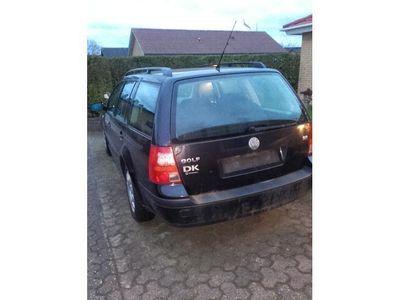 käytetty VW Golf Plus 1,9