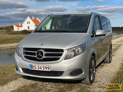 brugt Mercedes V220