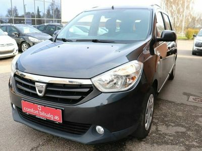 brugt Dacia Lodgy 1,5 dCi 90 Laureate 7prs