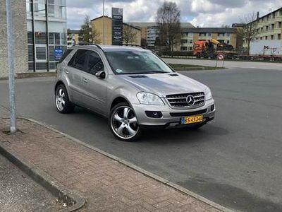 brugt Mercedes ML320 3,0