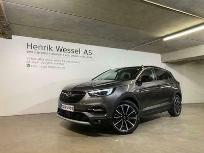 brugt Opel Grandland X 1,6 PHEV Plugin-hybrid Ultimate AWD 300HK 5d 8g Aut. A+++