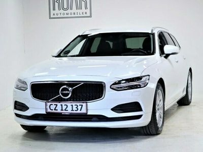 brugt Volvo V90 2,0 D3 150 Momentum aut. 5d