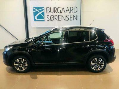 brugt Peugeot 2008 1,5 BlueHDi Allure+ 100HK