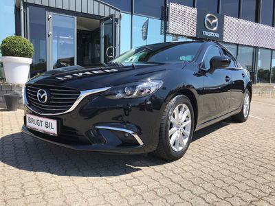 brugt Mazda 6 2,0 Skyactiv-G Vision 165HK 6g B