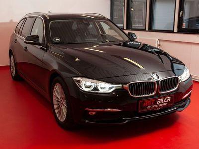 brugt BMW 318 d 2,0 Touring Sport Line aut.