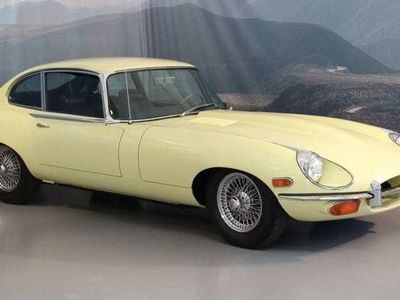 brugt Jaguar E-Type 42-22-coupe