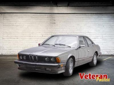 brugt BMW 635 CSI