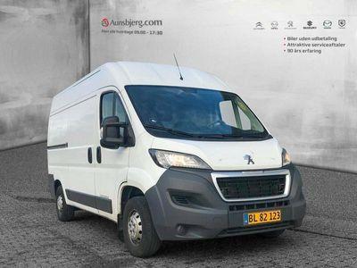 brugt Peugeot Boxer 330 L2H2 2,0 BlueHDi 130HK Van 6g