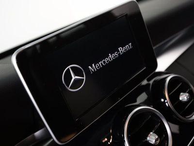 brugt Mercedes C200 BlueTEC st.car