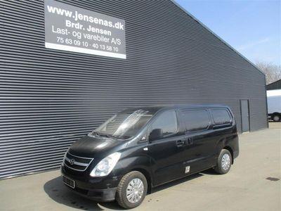 brugt Hyundai H-1 Lang 2,5 CRDi 170HK Van 2008