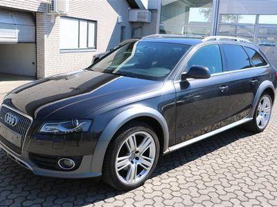 brugt Audi A4 3,0 TDI quattro aut. 240HK Stc - Personbil - Koksmetal