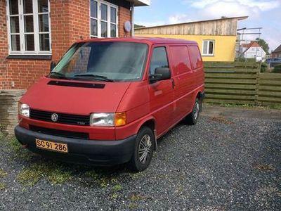 brugt VW T4 2,5 TDI