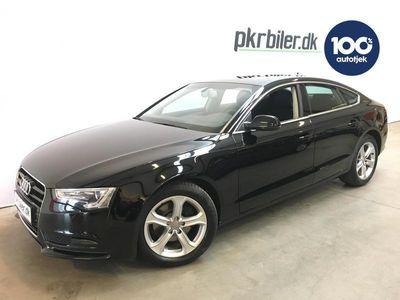 used Audi A5 Sportback 2,0 TDI SB MULTITRONIC 190HK aut 5d