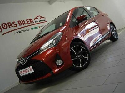 brugt Toyota Yaris 1,3 VVT-i Style Edition