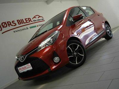 brugt Toyota Yaris 1,3 VVT-i Style Edition