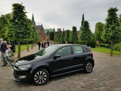 käytetty VW Polo 1,0 TSi 95 BlueMotion