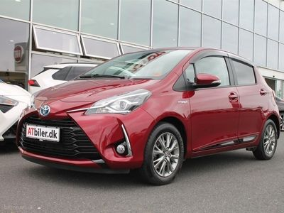usado Toyota Yaris Hybrid 1,5 B/EL Premium Safety Sense E-CVT 100HK 5d Trinl. Gear