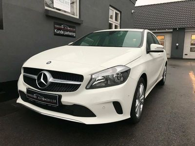 gebraucht Mercedes A180 d 1,5 Business