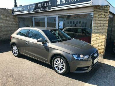 used Audi A3 1,4 TFSi 125 Attraction