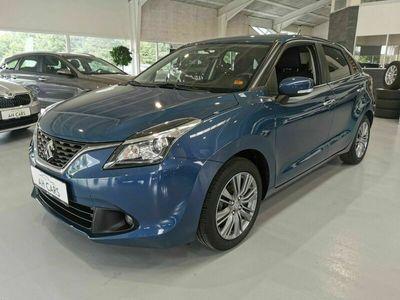 brugt Suzuki Baleno 1,2 Dualjet Hybrid Exclusive