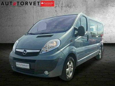 brugt Opel Vivaro 2,0 CDTi 114 Combi L2H1 MTA