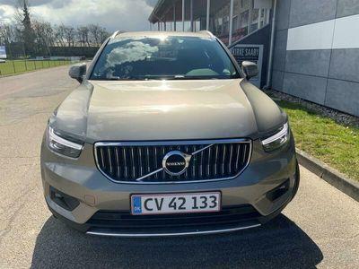 brugt Volvo XC40 2,0 D3 Inscription 150HK 5d 8g Aut.