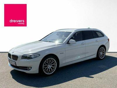 brugt BMW 520 d Touring Bilen er solgt