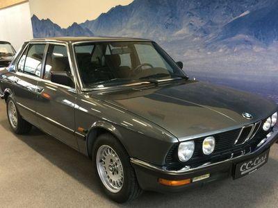 brugt BMW 525 5-serie E28 i