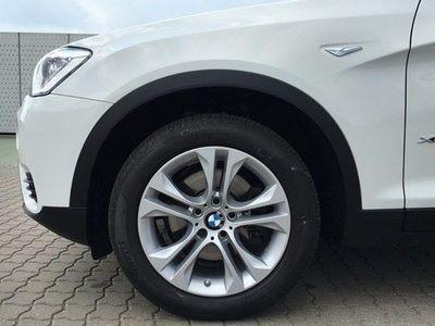 brugt BMW X3 xDrive20d aut.