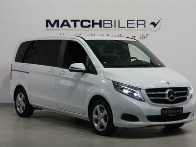brugt Mercedes V250 d Kort 2,1 CDI 7G-Tronic Plus 190HK 7g Aut.
