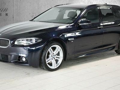 brugt BMW 535 d - 313 hk Steptronic Touring M-sport