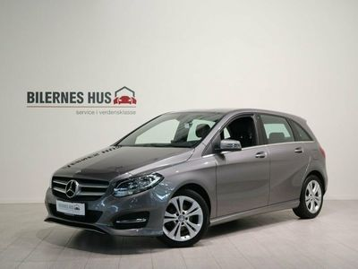 used Mercedes B180 d 1,5 Urban aut.