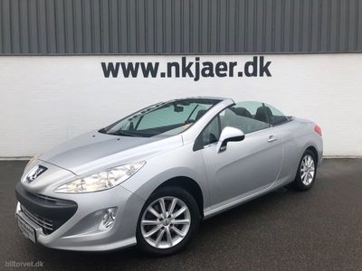 used Peugeot 308 CC 1,6 Sport 150HK Cabr. 6g