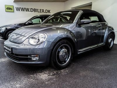 used VW Beetle The1,2 TSi 105 Life Cabriolet