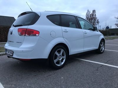 usata Seat Altea XL 1,6 TDI Ecomotive i-Tech 105HK