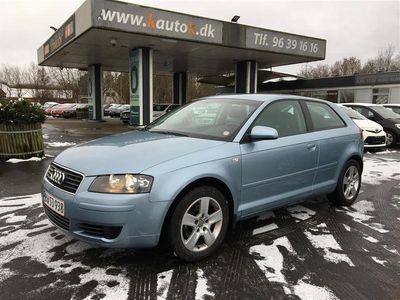 brugt Audi A3 1,6 102HK 3d