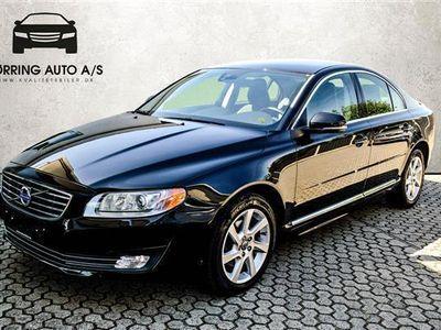 brugt Volvo S80 2,0 D4 Momentum 181HK 6g - Personbil