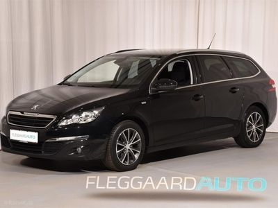 brugt Peugeot 308 SW 2,0 Blue e-HDI Style SW 150HK Stc