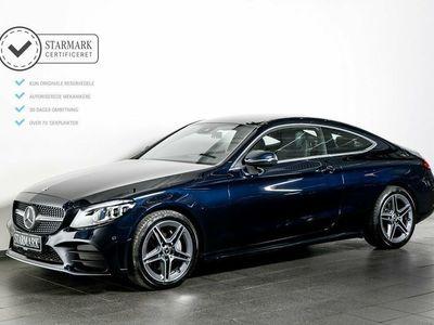 brugt Mercedes C200 1,5 AMG Line Coupé aut.