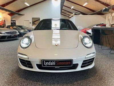 brugt Porsche 911 Targa 4 3,6 PDK
