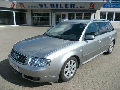 brugt Audi A6 1,8 T Avant
