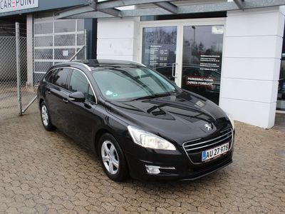 gebraucht Peugeot 508 1,6 e-HDi 114 Active SW